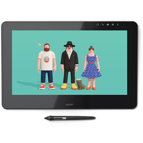 Графический планшет Wacom Cintiq Pro 16 Creative Pen & Touch Display - DTH-1620