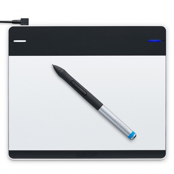 Графический планшет Wacom Intuos Creative Pen/Touch tablet CTH-680
